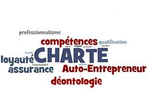 DM-COM, signataire de la charte de l'auto-entrepreneur