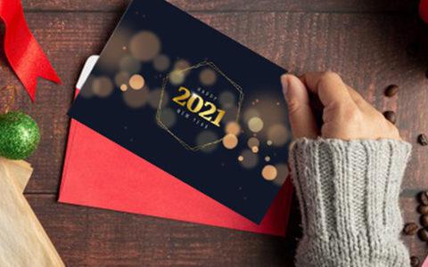 Tous mes vœux pour 2021